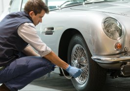 London Classic Car Care