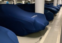 Porsche London Car Storage