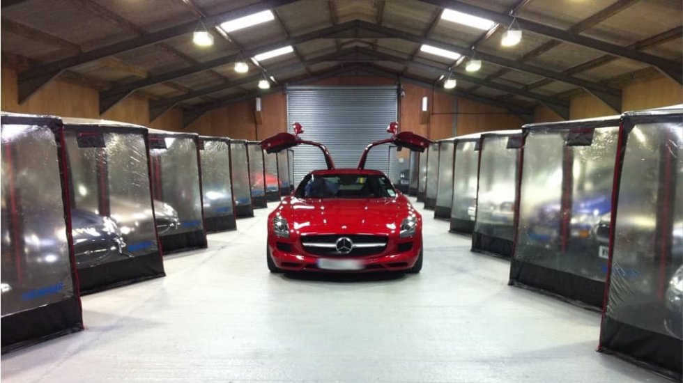 Long Term Car Storage Uk