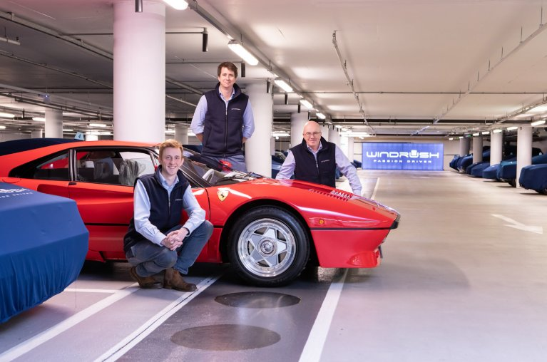 The Benefits of Professional London Car Storage