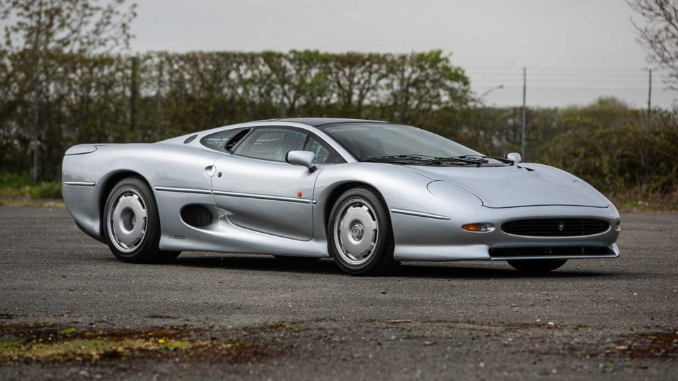 The Top 10 Cars Of The '90s